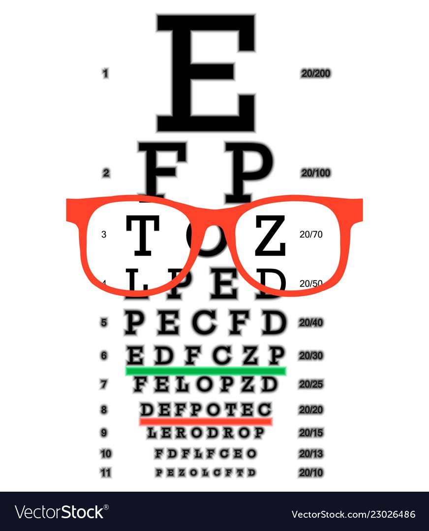 hight resolution of diagram of eye with myopium