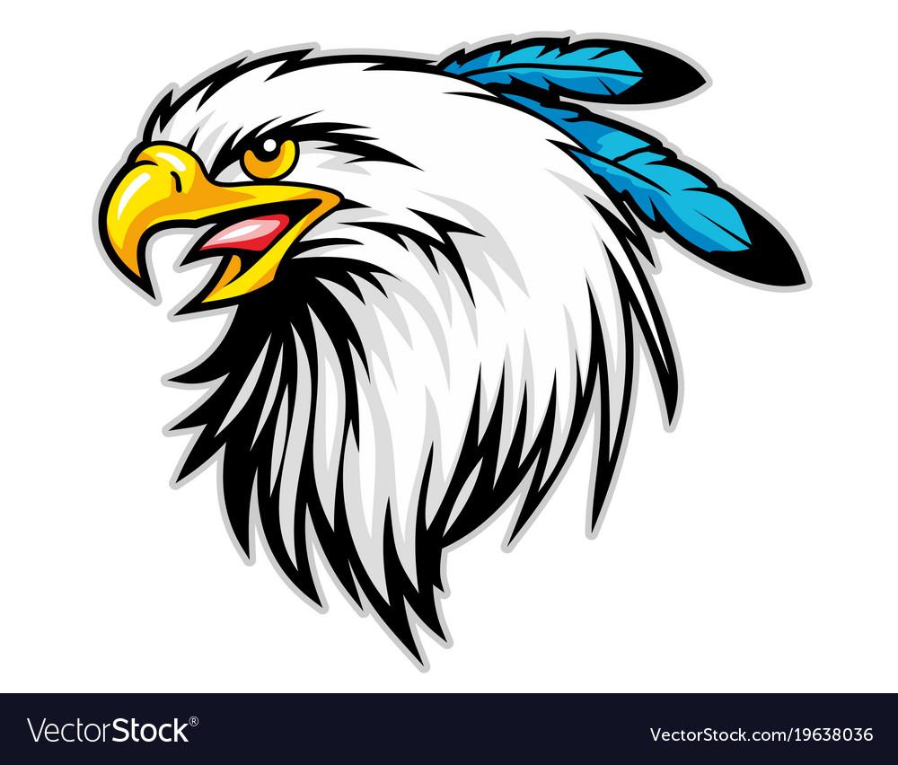 medium resolution of eagle mascot clipart