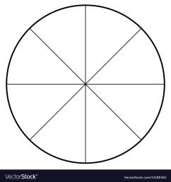 blank polar graph paper protractor pie chart vector image blank heart diagram blank pie diagram [ 1000 x 1080 Pixel ]