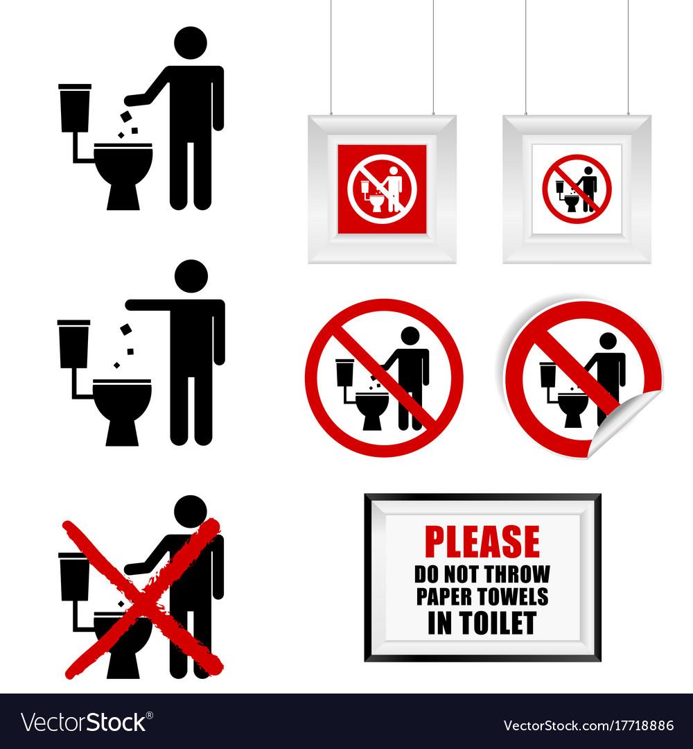 no throw paper towels