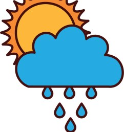 sun and cloud clipart [ 848 x 1080 Pixel ]