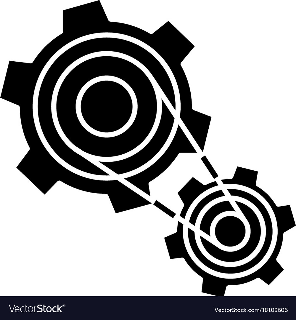 motor settings engine icon