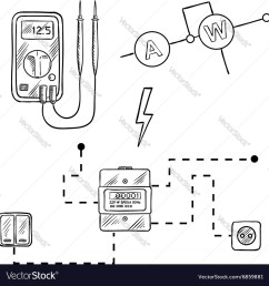 basic electrical wiring diagrams voltmeter [ 1000 x 1051 Pixel ]