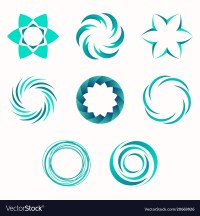 Geometric Shape Designs. set of geometric shapes for your ...