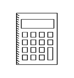 Multiplication table Royalty Free Vector Image