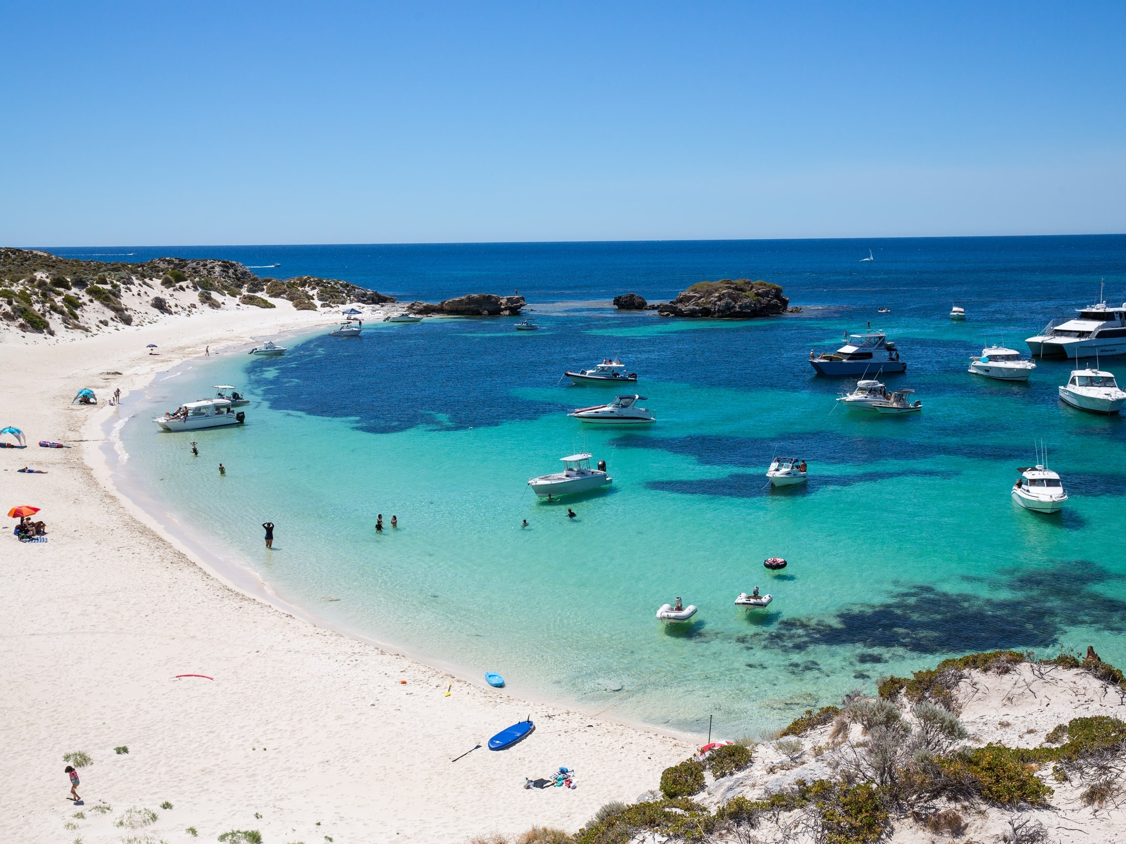Half Day Rottnest Island Tour With Low Level Flight From