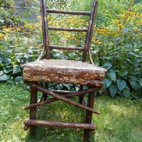 Native Made Table & Chairs