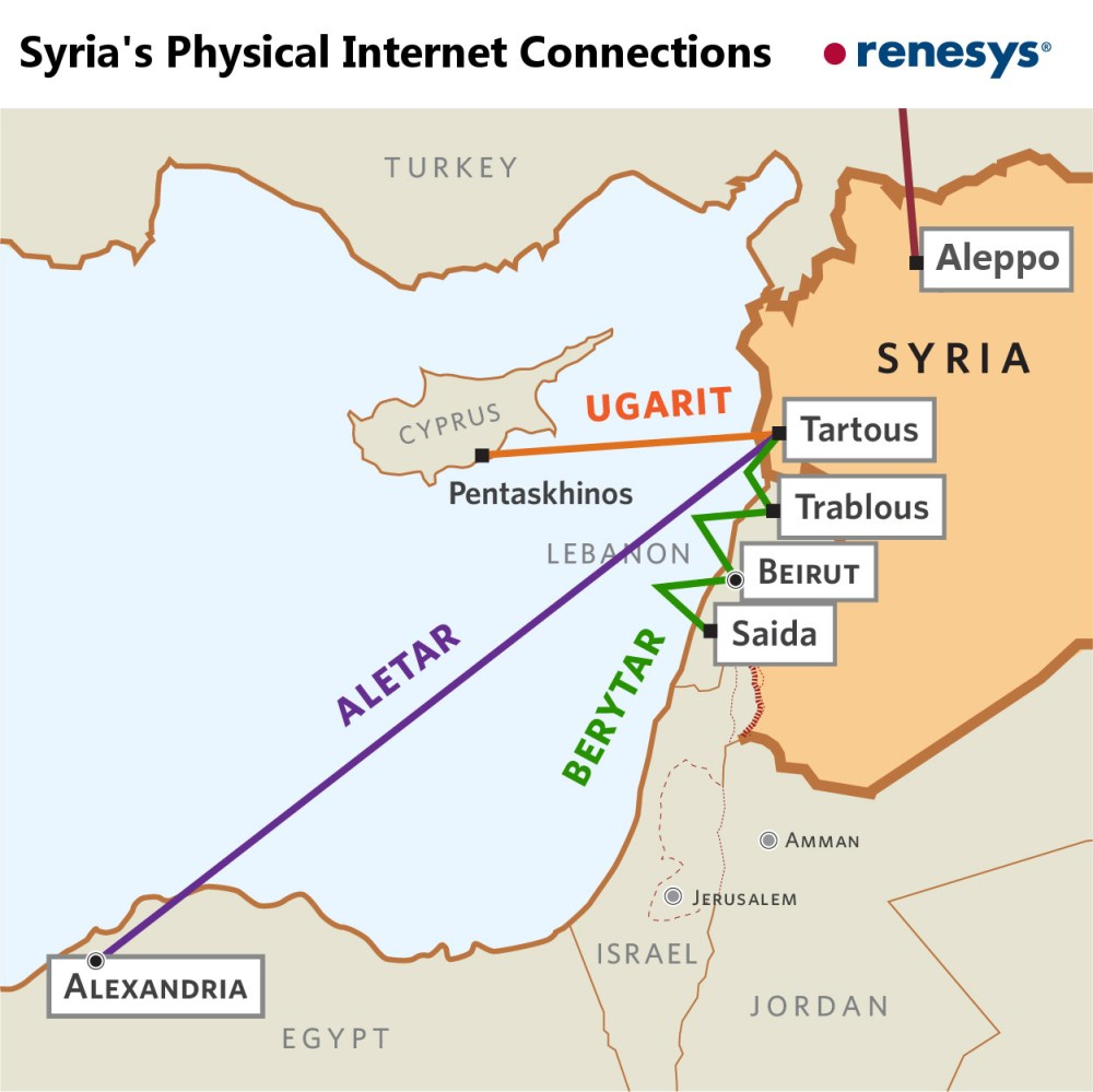 medium resolution of syria s largest city dropped off the internet in 2013
