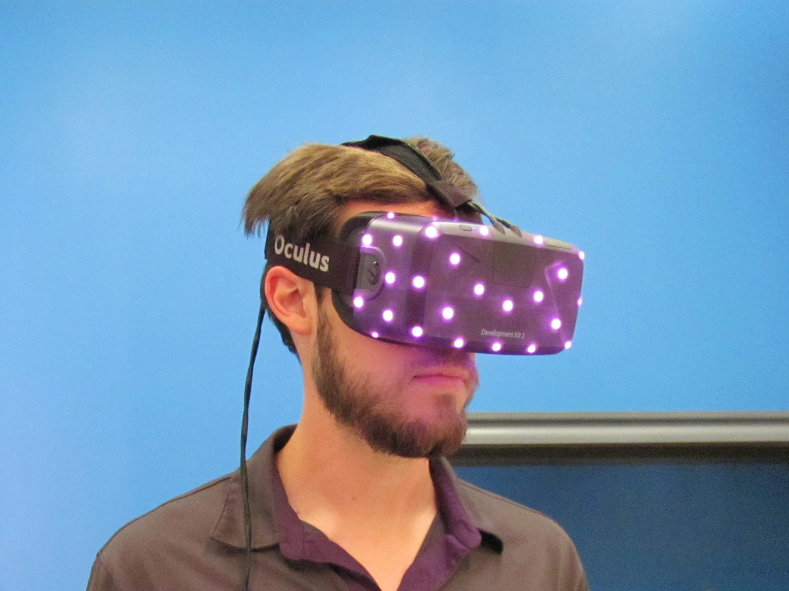 New Oculus Rift Dev Kit Uses The Front Of A Galaxy Note 3
