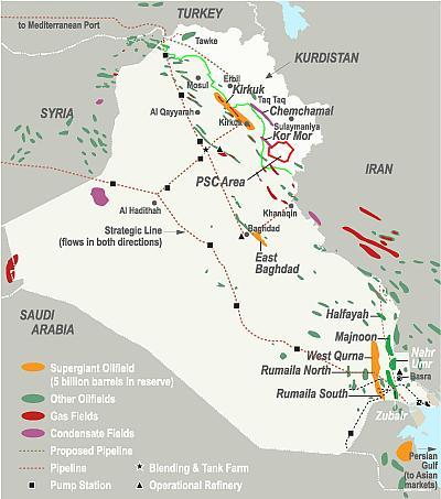 Iraq_oil_map