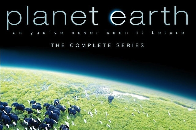Planet Earth Caves Cover