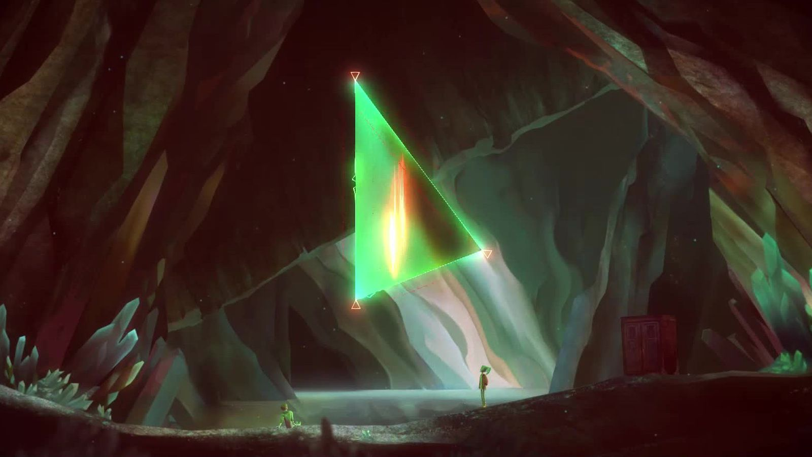 Nintendo Wallpaper Iphone X First Gameplay From Oxenfree 2015 S Coolest Looking