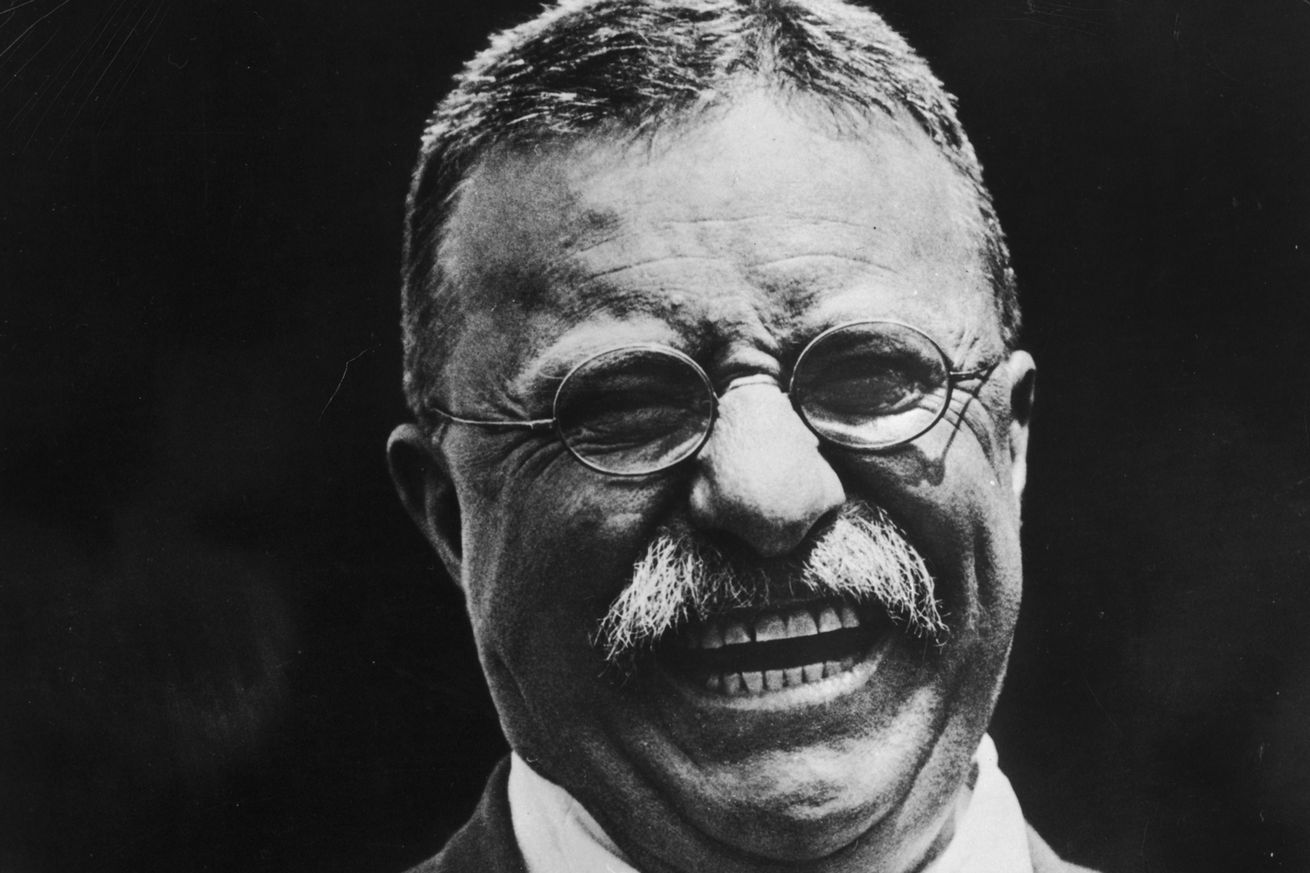 Theodore Roosevelt 156 Year Old Ex President Soccer Fan