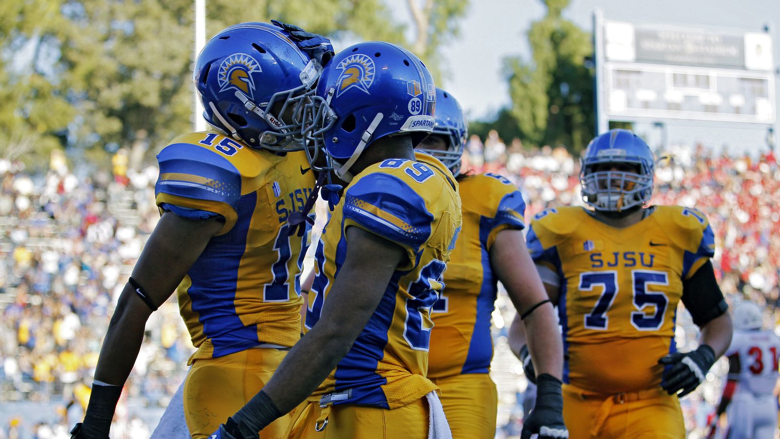 The big 2014 SJSU football preview Spartans have survived