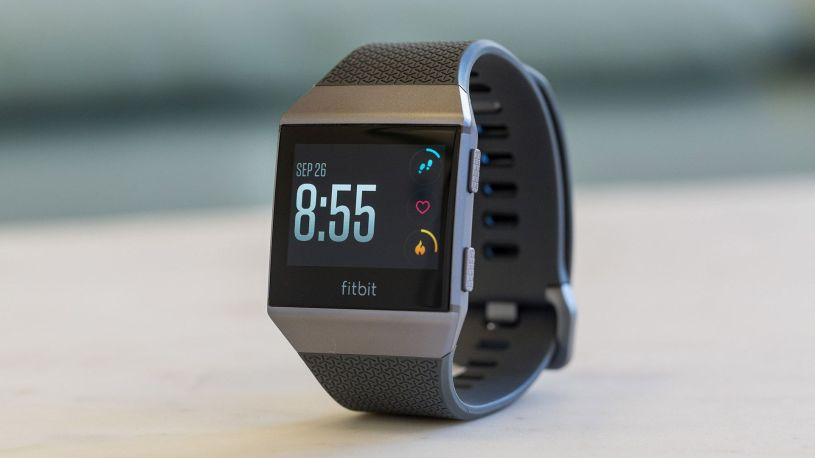 Image result for wearing fitbit HD