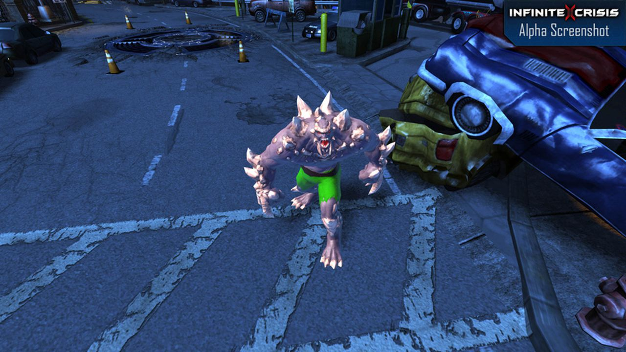 Infinite Crisis Is A Friendlier More Approachable MOBA