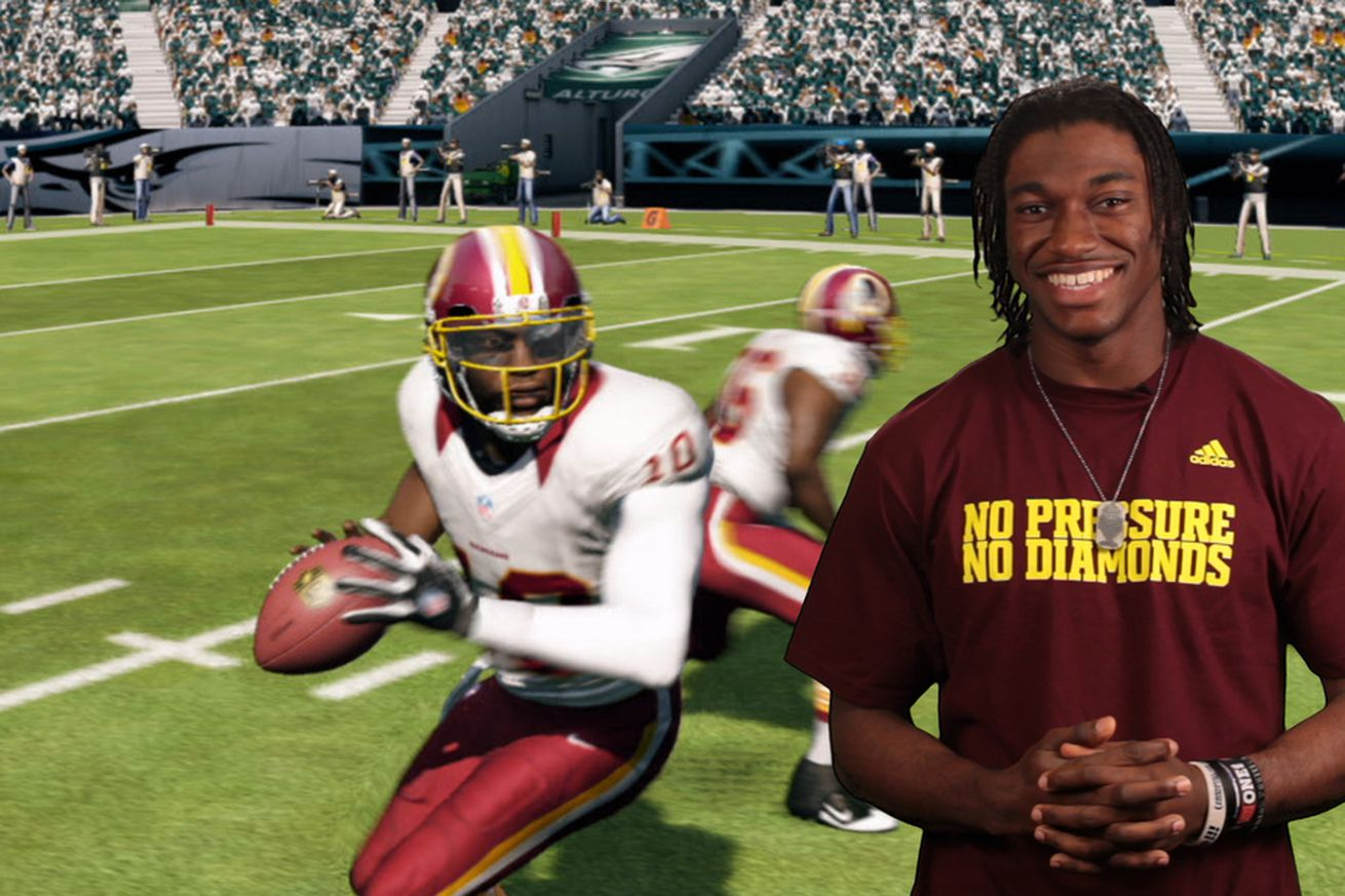 Madden NFL 13 Review Rookies Rate Themselves Fail