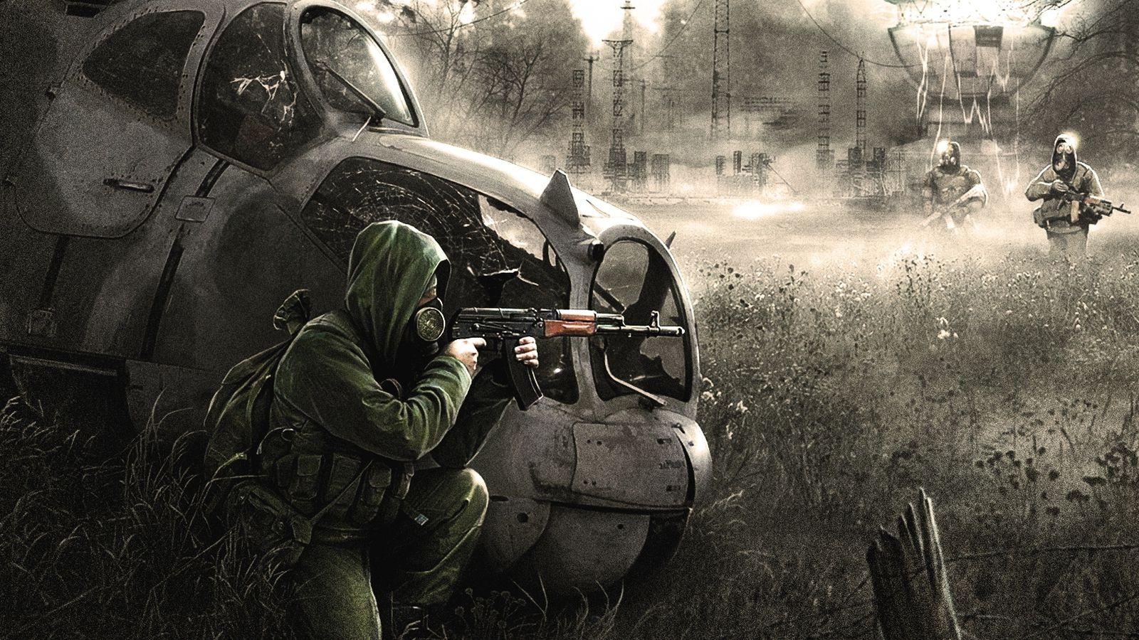 Hd Girl Gun Wallpapers 1080p The Original Developer Of Stalker Re Opens Has A Good