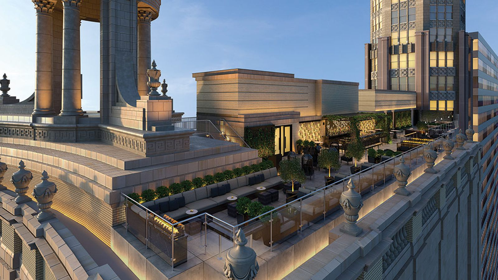 Chicagos First TriLevel Rooftop Lounge Heading to Loop