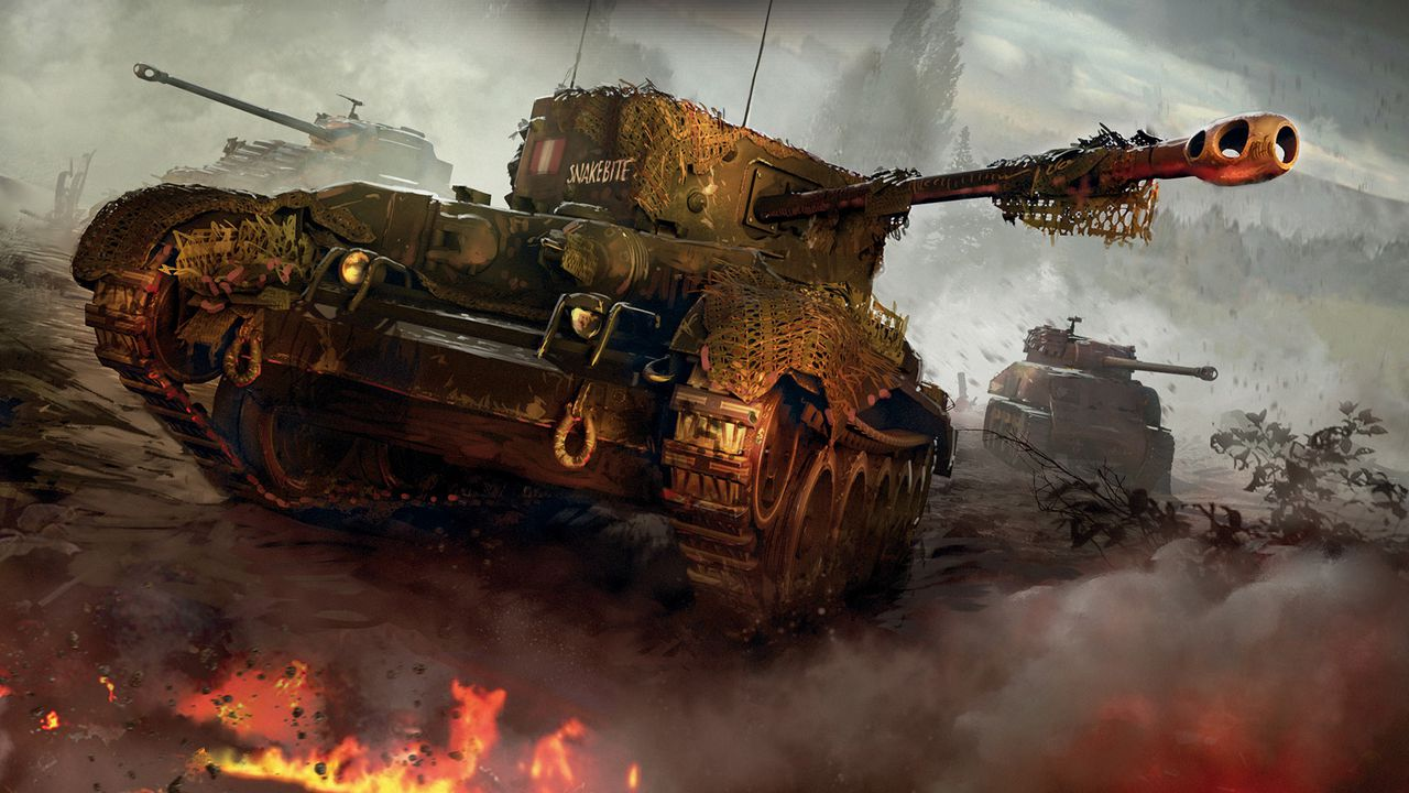World Of Tanks Is Getting Its Own Comic Book, Written By
