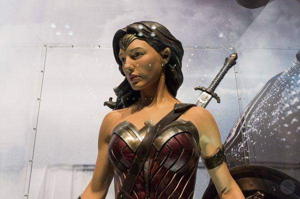 Close And Personal With Batman Superman Costumes