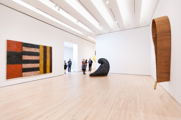 SFMOMA Painting Collection