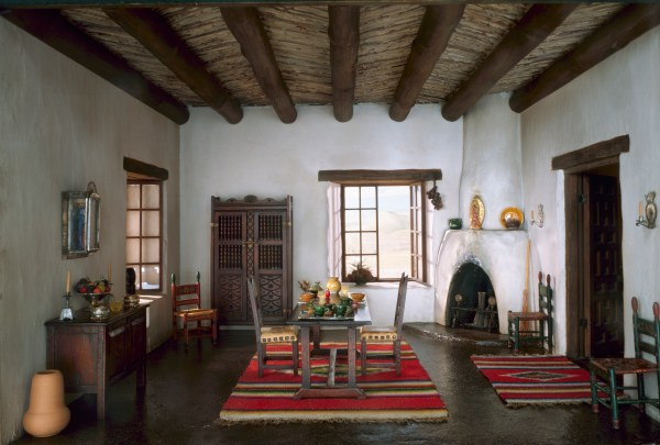 Meticulous And Miniature Thorne Rooms Of Art Institute - Curbed Chicago