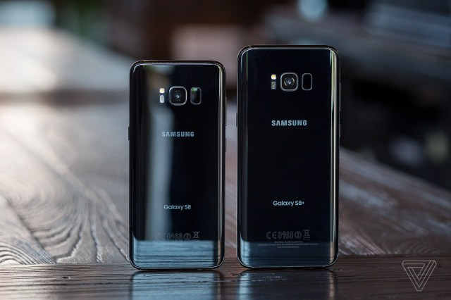 Galaxy S8 and Galaxy S8 Plus