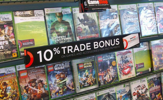 Gamestop Makes Its New Streamlined Trade In Pricing