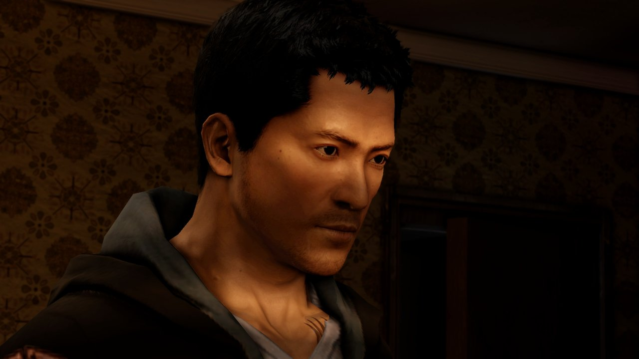 On Sleeping Dogs Wei Shen And Sexually Attractive Male Heroes Polygon