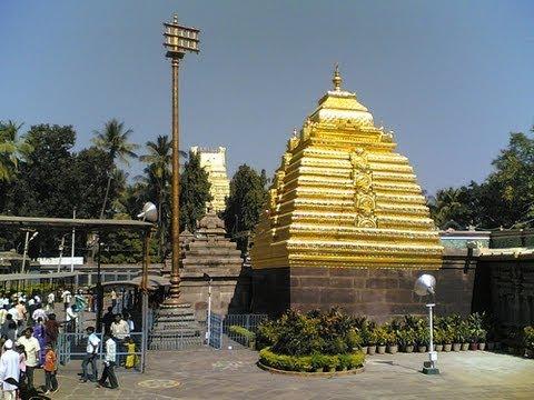 Srisailam-Mallikarjuna-Temple