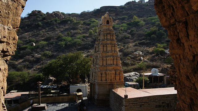 Yaganti_Gopuram
