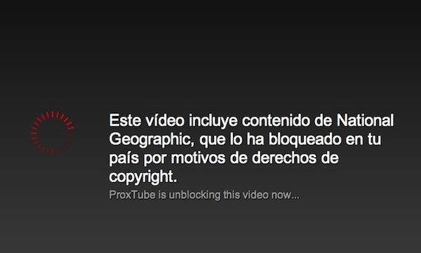 Proxtube Como ver videos bloqueados en Youtube con Proxtube