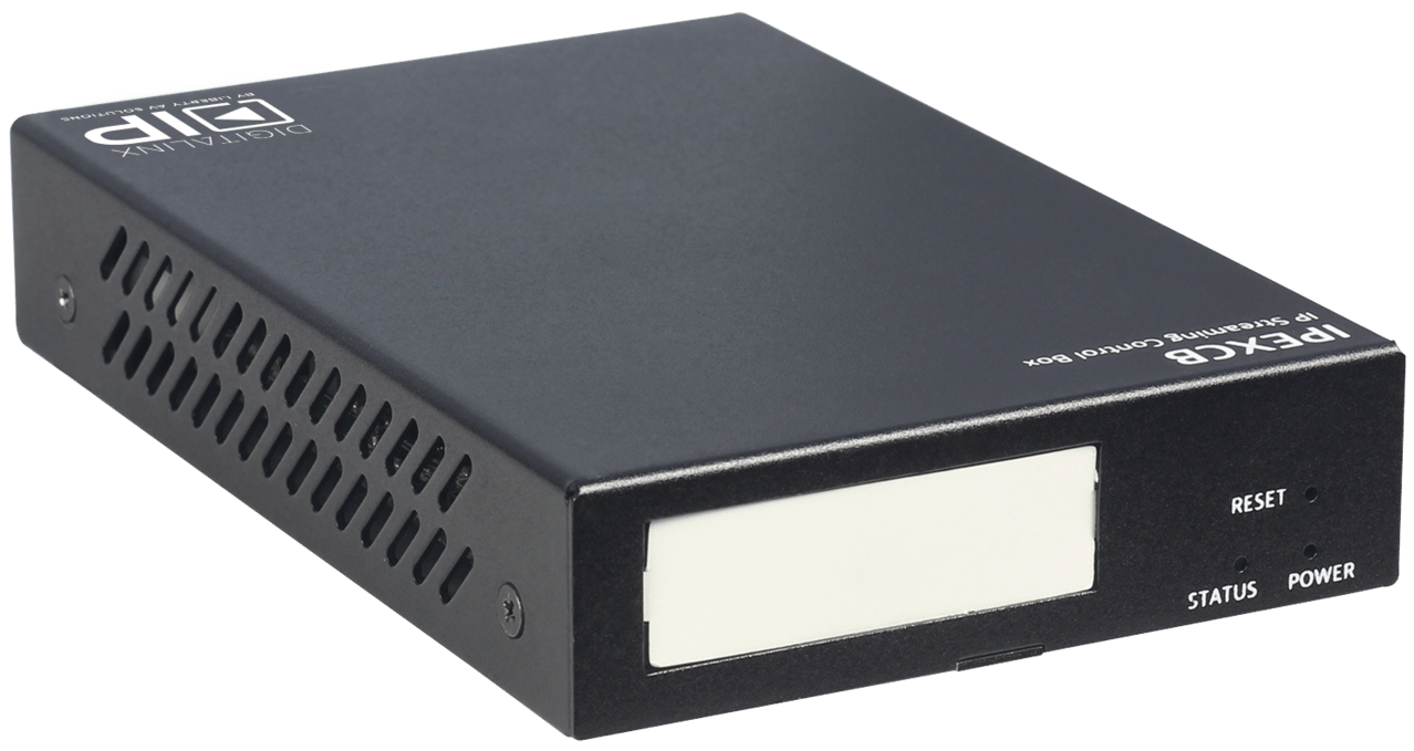 small resolution of ipexcb hdmi over ip rs232 ip control box for digitalinxip 2000 5000 series products