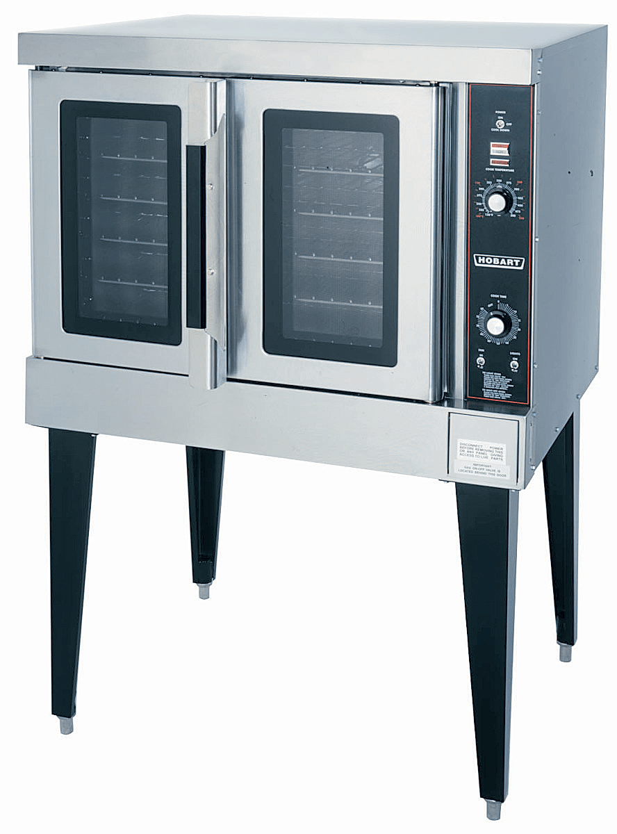 hight resolution of convection ovens