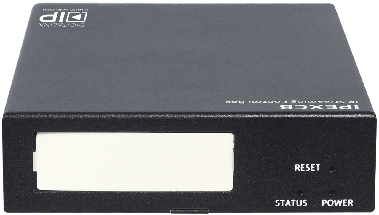 medium resolution of ipexcb hdmi over ip rs232 ip control box for digitalinxip 2000 5000 series products
