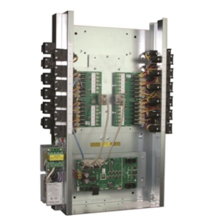 lighting control panels for commercial
