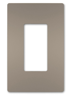 Screwless Switch Plates : screwless, switch, plates, Radiant®, Two-Gang, Screwless, Plate, Plates, Wiring, Devices