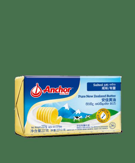 Unsalted Butter Adalah : unsalted, butter, adalah, Anchor, Salted, Zealand, Butter
