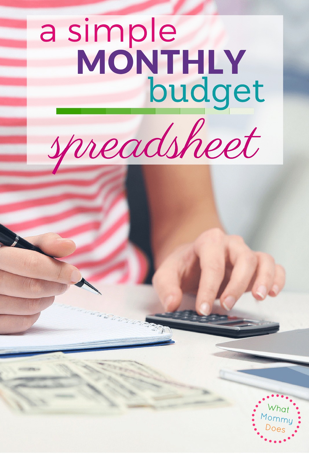 Free Sample Monthly Expenses Spreadsheet