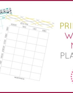 Free printable weekly meal planning templates and  week   worth of themed night ideas what mommy does also rh whatmommydoes