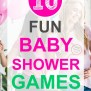 10 Incredibly Fun Baby Shower Games Prize Ideas What