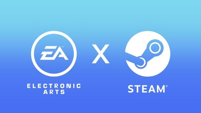 Ea Games Announces Steam Lineup