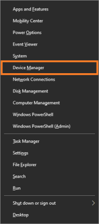 Nvlddmkm.sys - Windows 10 - WindowsKey + X - Geräte-Manager - Windows Wally