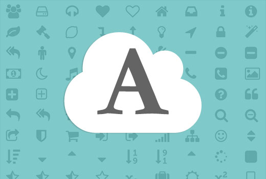 Using Icon Fonts in WordPress