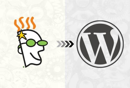 GoDaddy to WordPress