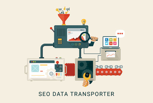 Transferring SEO settings in WordPress