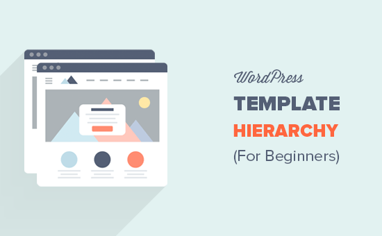 WordPress template hierarchy explained for beginners