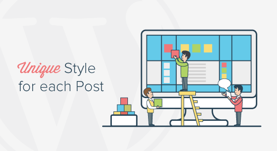 Style Each Post Differently