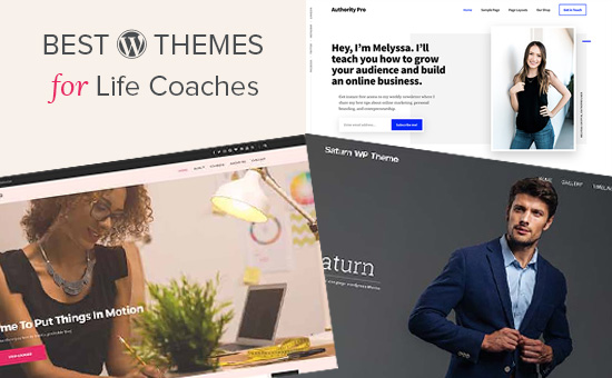 Best WordPress themes for life coaches